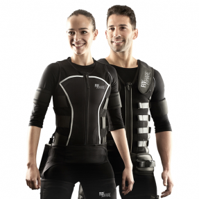 Fitshare Electrode Suit including Electrode Pads a...